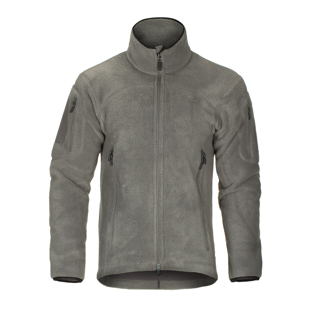 Clawgear | Milvago Fleece Jacket | Solid Rock i gruppen FLEECE hos Equipt AB (Clawgear Milvago Sol Rock)
