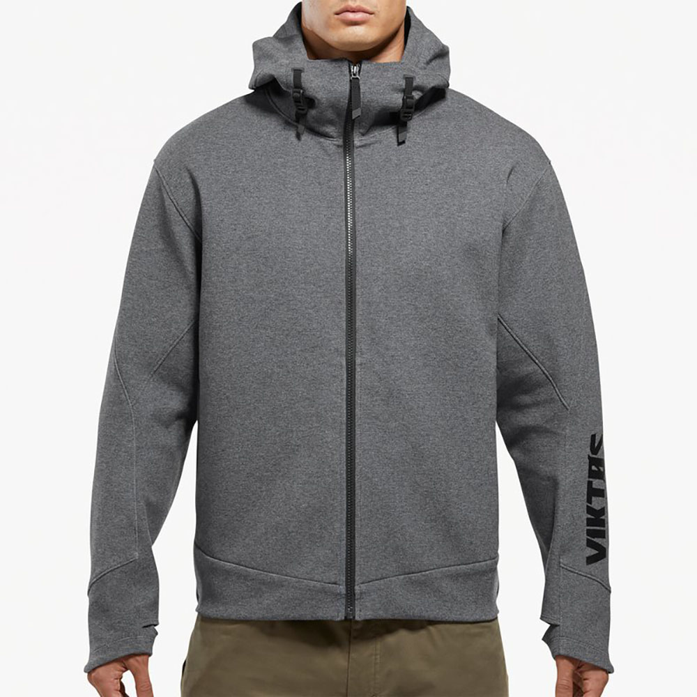 VIKTOS | EDC Tech Fleece Jacket | Nightfjall i gruppen JACKOR hos Equipt AB (EDC Tech Fleece)