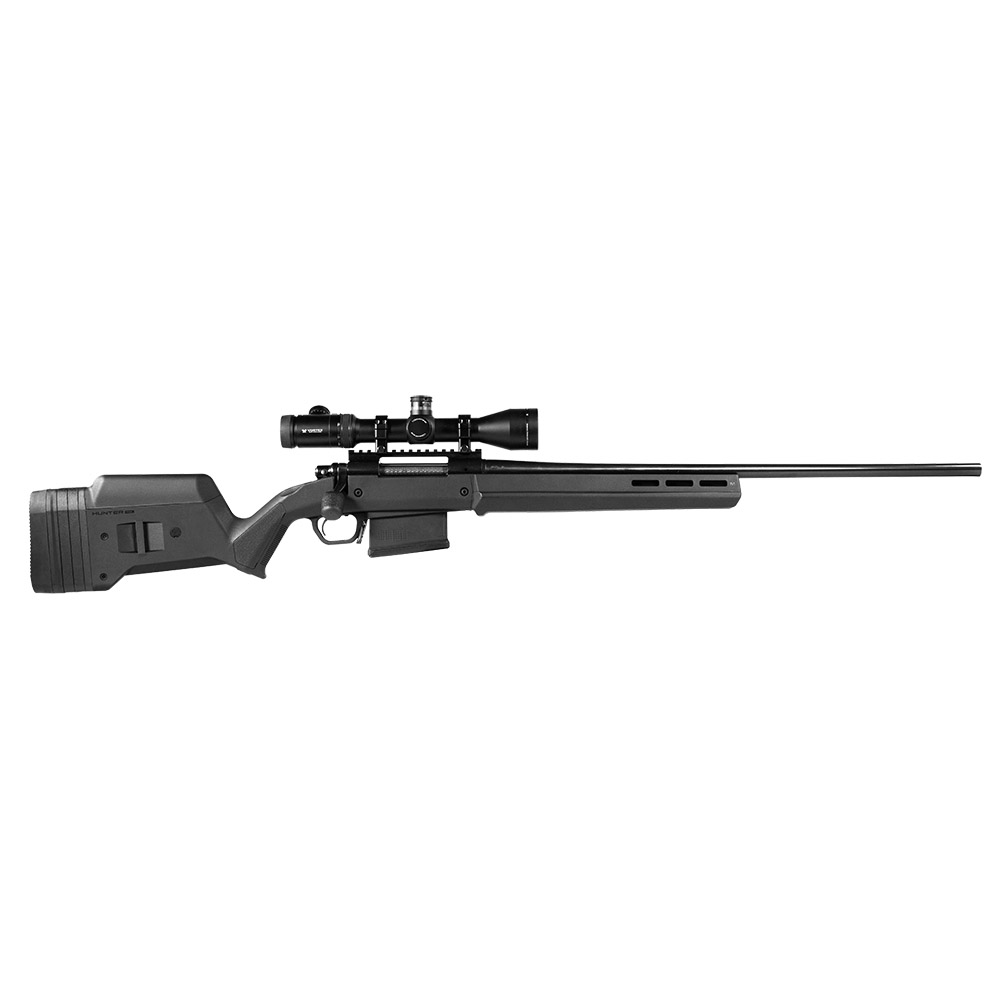MAGPUL | Hunter 700L Stock - Remington 700 Long Action | Svart i gruppen KOLV/STOCK hos Equipt AB (MAG483-BLK)