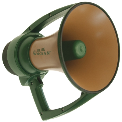 BLUE OCEAN | Rugged Military Megaphone