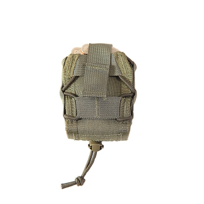 High Speed Gear | Handcuff TACO | MOLLE | OD