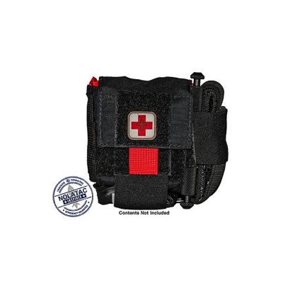 High Speed Gear | On or Off Duty Medic Pouch | Svart