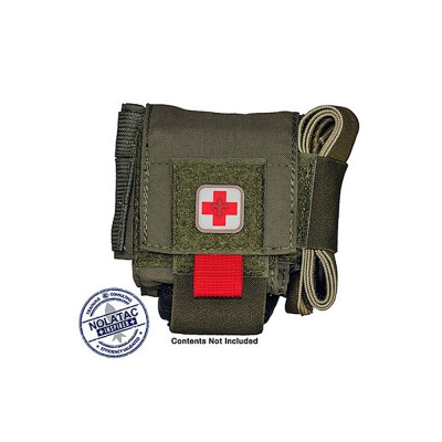 High Speed Gear | On or Off Duty Medic Pouch | OD