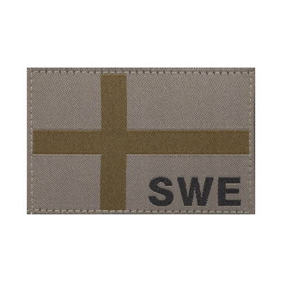 CLAWGEAR | Sweden Flag Patch | RAL 7013