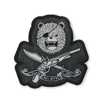 DRB | Pirate Type 1 Morale Patch