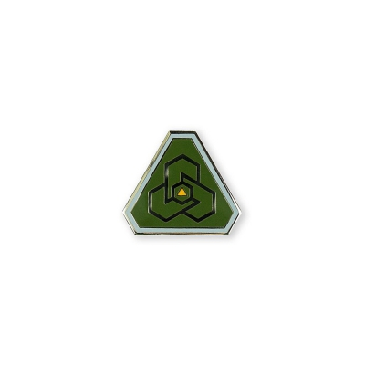 PDW | Logo Type 3 Lapel Pin