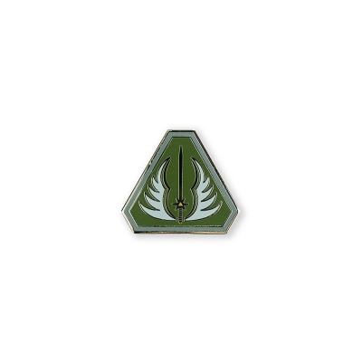 PDW | Gray Knights Type 3 Lapel Pin