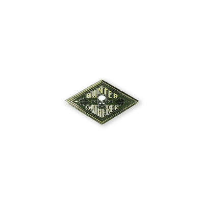 PDW | Hunter Gatherer Lapel Pin