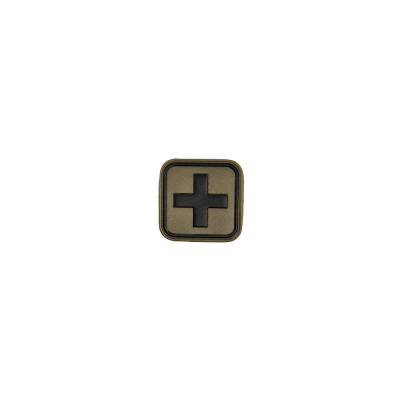 High Speed Gear | Medical Cross Patch | OD