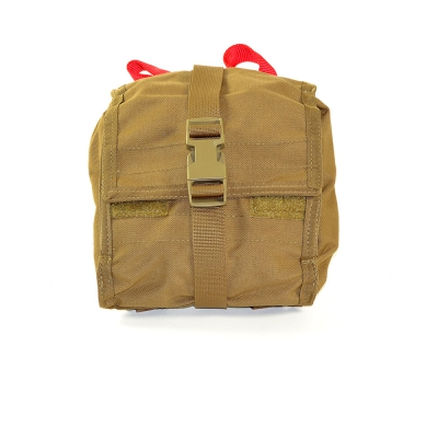 ATS Tactical | Medical Pouch Large | Coyote