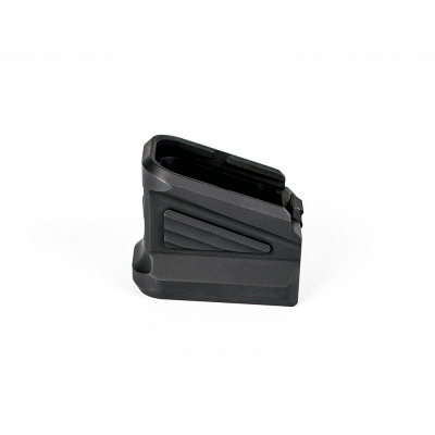ZEV Technologies | Glock Magazine Basepad Extension +5 | Black