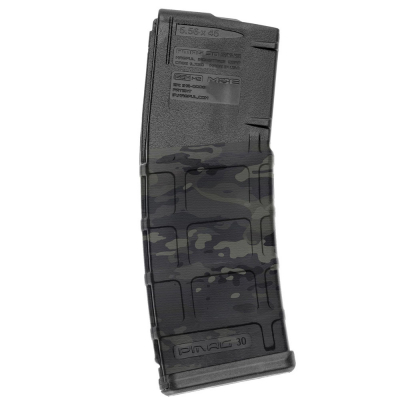 GUNSKINS | AR-15 Mag Skins 3-pack | GS Military OCP Black