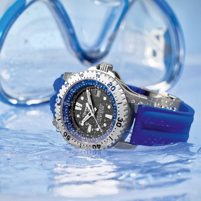 TRASER | Diver Long-Life Blue LE
