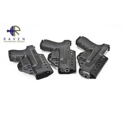 RAVEN | Eidolon Holster Glock 19 | Full Kit