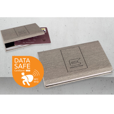 GLOCK | Data Safe Credit Card Case
