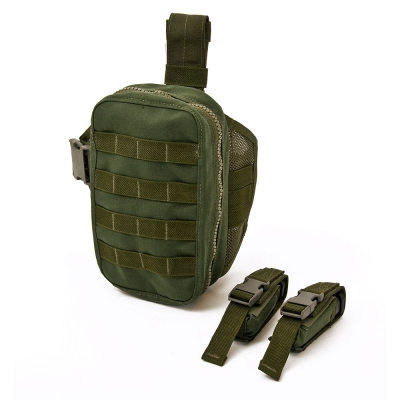 High Speed Gear | EOD Pouch | Leg Mount