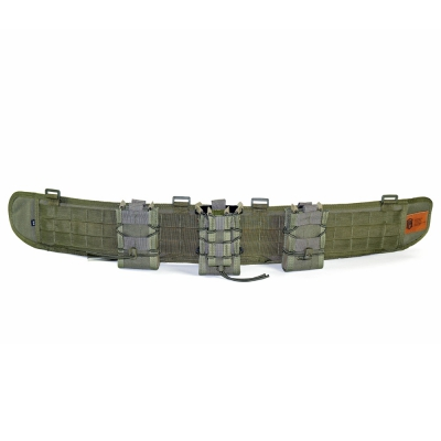 High Speed Gear | Suregrip Padded Belt | OD