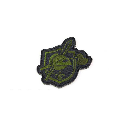 KNIGHT´S | KAC Crest Patch | Green