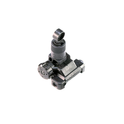 KNIGHT´S | Folding Micro Rear Sight, 200-600 M Adjustable