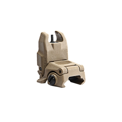 MAGPUL | MBUS Sight | Front | FDE