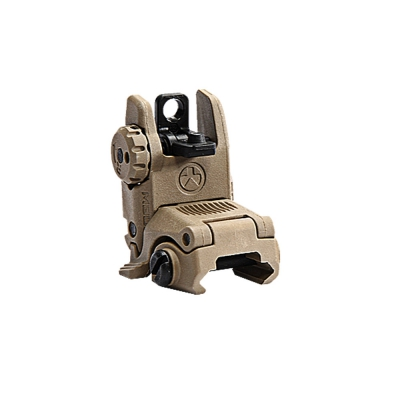 MAGPUL | MBUS Sight | Rear | FDE