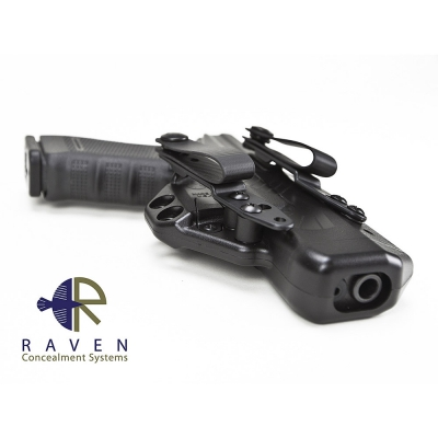 RAVEN | Eidolon Holster Glock 17 | Full Kit