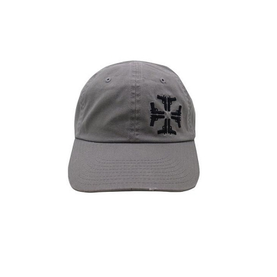 SOB | 2A Ball Cap | Grey