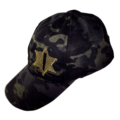 SOB | Ball Cap | Multicam Black