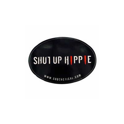 SOB | Shut Up Hippie Sticker