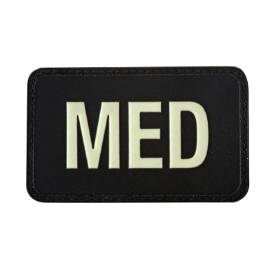 NAR | Luminous MED ID Patch (2 pack)