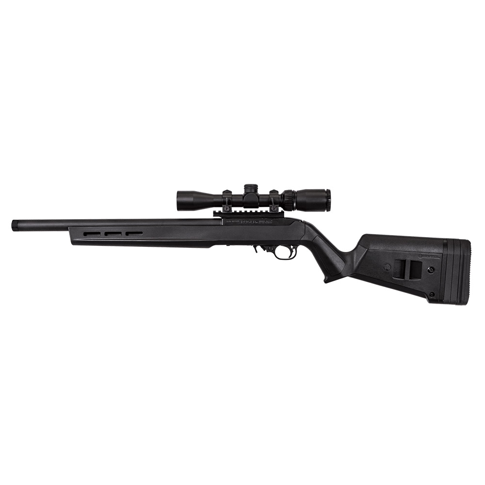 Magpul Hunter X 22 Stock Ruger 10 22 Svart Kolv